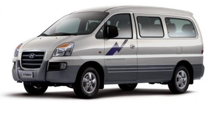 Hyundai Starex (yada benzeri)